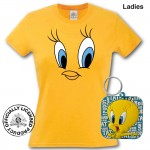 20690 TweetyLADIES1 150x150 Cool T shirts